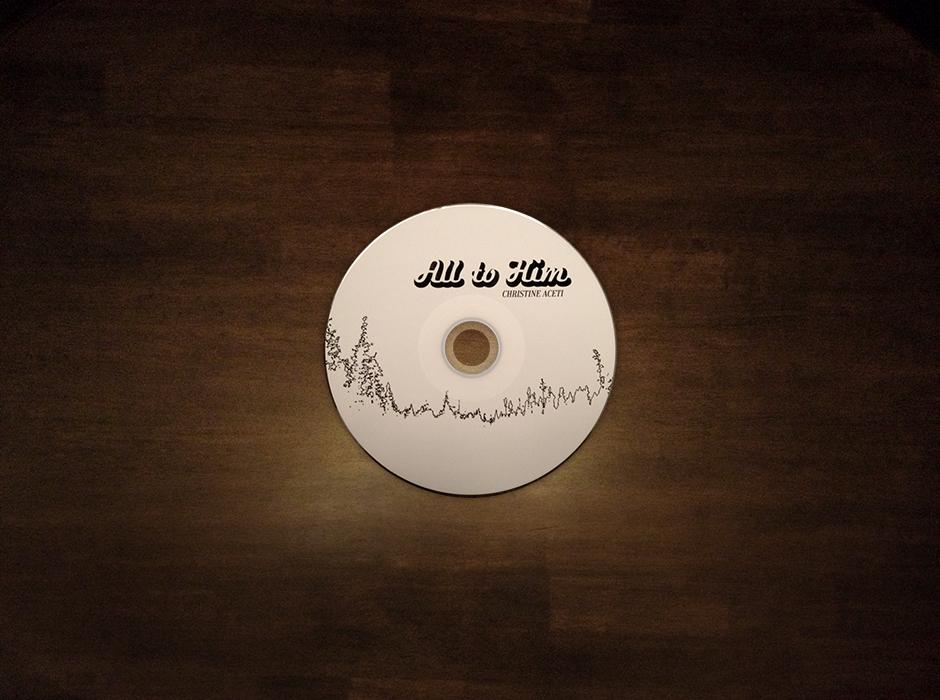 Christine Aceti, 'All to Him' album