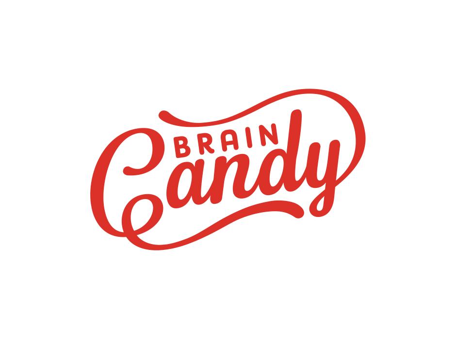 Brain Candy Grad Show logo