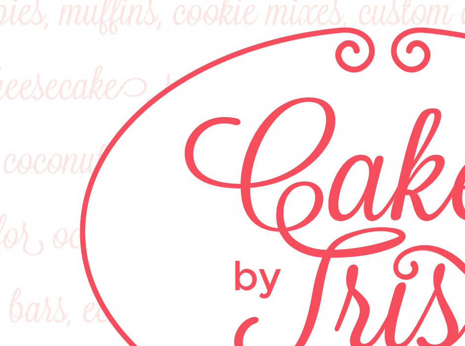 Cakes by Trista logo