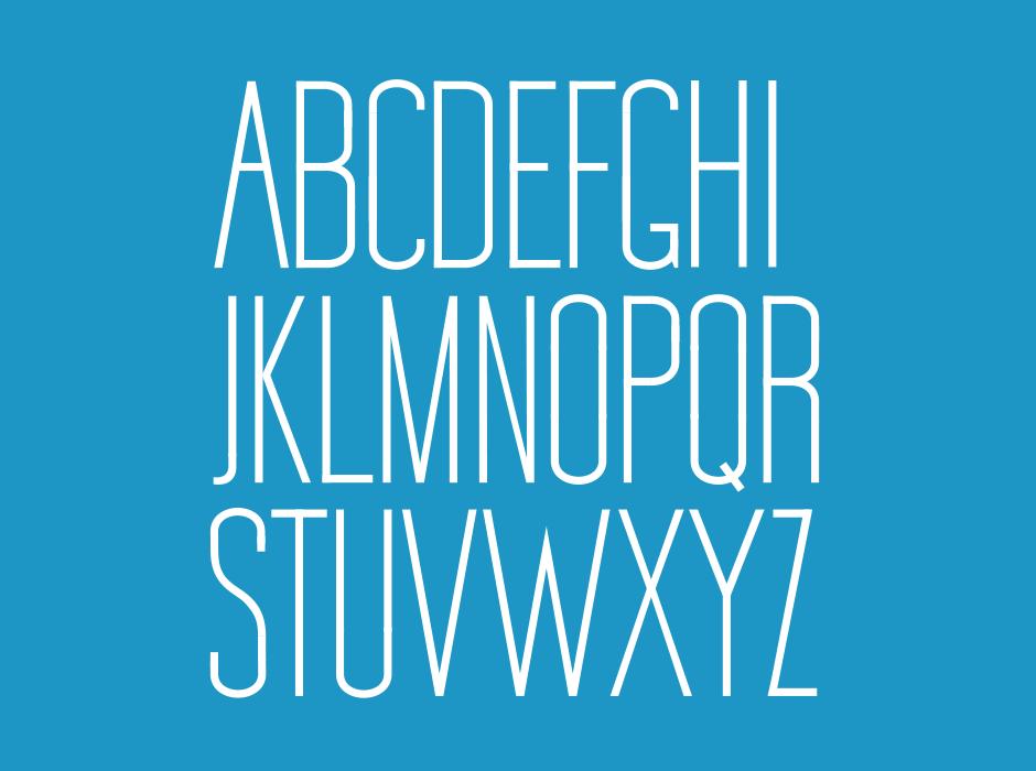 "Custom Typeface, ""Helverica"""
