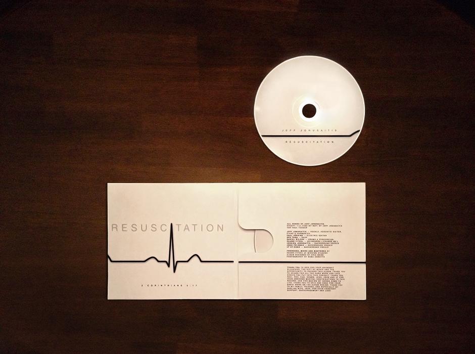 Jeff Jonusaitis, Resuscitation album