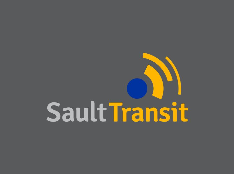 Sault Transit rebrand logo